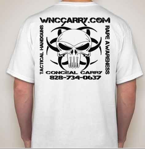WNCCARRY Tee-Shirts $22.95